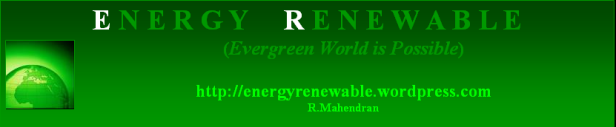 Energy Renewable