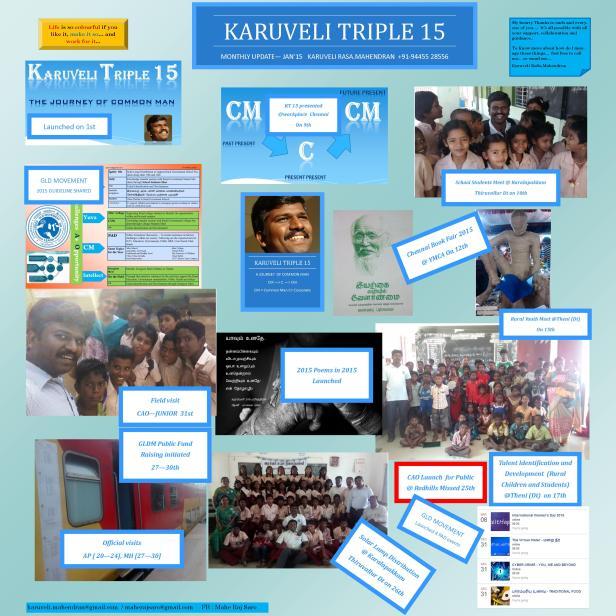 Karuveli Triple 15